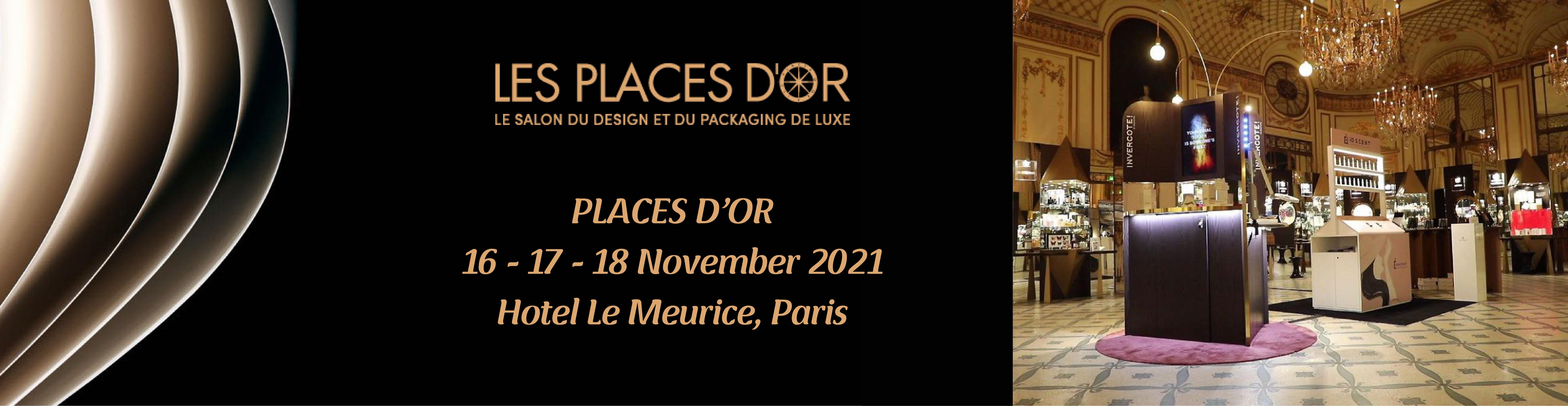 Les places d'or Paris 2021